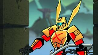 Bionicle - 7 - Tím hrdinov