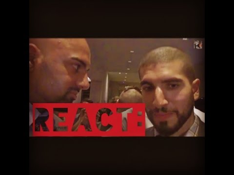 KammakazeTV: React: Fans, Fighters, Media and More UFC Dublin