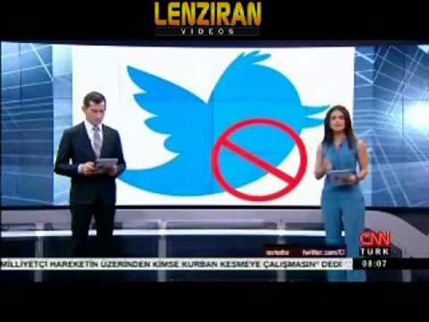 Twitter social network blocked in Turkey
