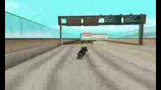 GTA San Andreas Comment Entrer Dans L'aéroport De LS