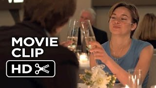 The Fault In Our Stars Movie CLIP Tasting The Stars