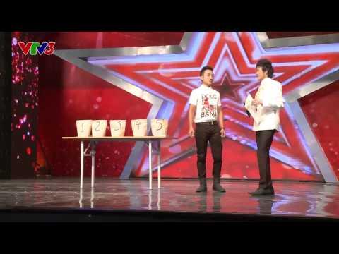 Vietnam's Got Talent 2014 - Ảo thuật đường phố - TẬP 3 - Nguyễn Duy Anh