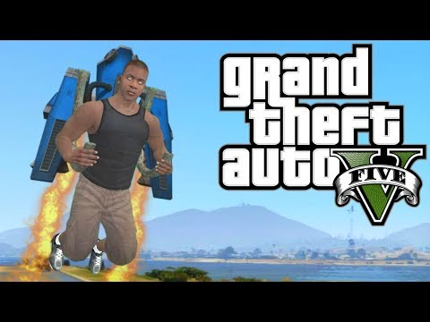 GTA 5 Jetpack Easter Egg? (Clues and Exploration to Find the Jetpack)