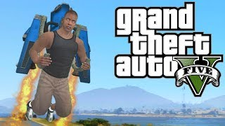 "GTA 5 Jetpack Easter Egg? (Clues and Exploration to Find the Jetpack) ""GTA 5 Jetpack"""