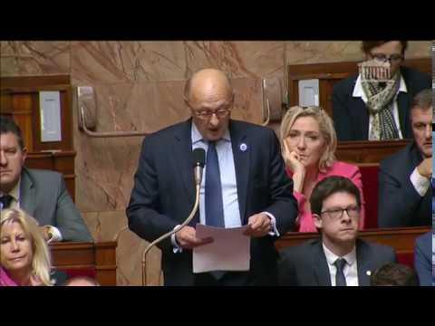 M. Claude de Ganay - Cérémonie du 11 novembre