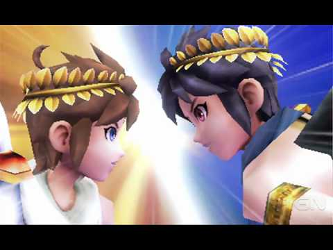 Kid Icarus Uprising - Gameplay Trailer -tKeUUurwVnM