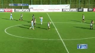 Primavera 2 | Lazio-Ascoli 2-1, gli highlights