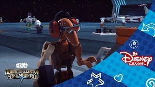 Star War: Dobrodružstvo Freemakerov - Bitka začína