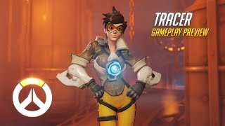 Overwatch: Tracer Gameplay Preview