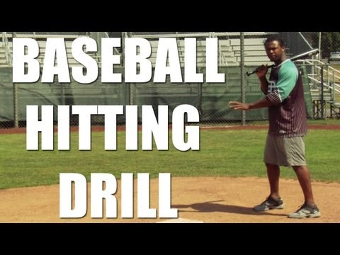 Baseball hitting drills and tips with Hanley Ramirez
