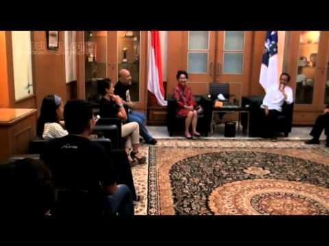 Indro Warkop Ajak Jokowi Nonton Film Comic 8
