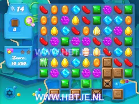 Candy Crush Soda Saga level 59