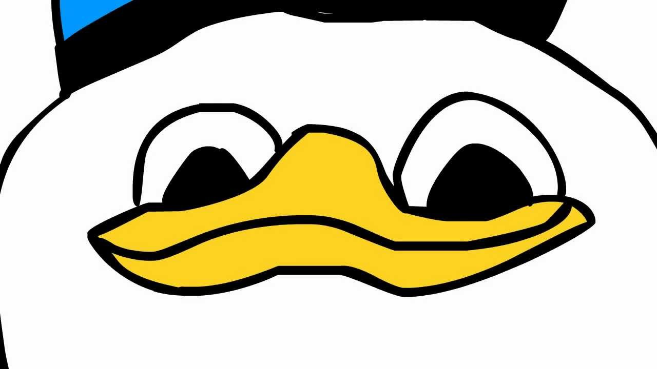 Cartoon duck face meme - photo#24