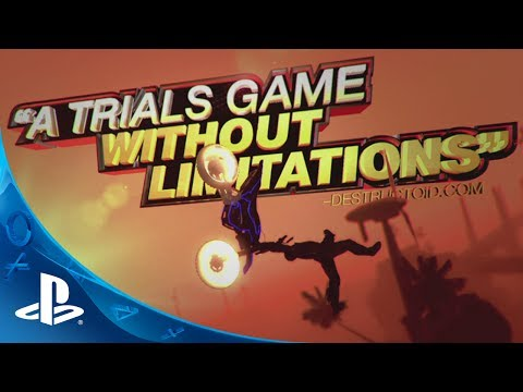 Trials Fusion | Launch Trailer