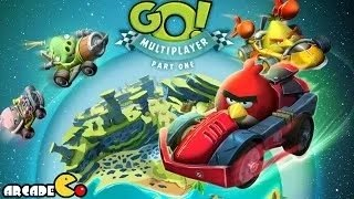 Angry Birds Go! Multiplayer Racing Race The World
