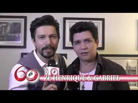 10/06/2015 - Zé Henrique e Gabriel