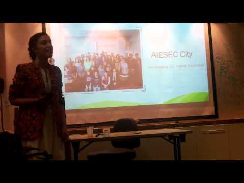 AIESEC City LCVP Elections 2014/2015