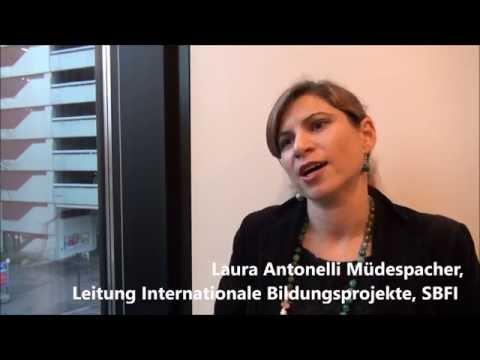 FoBBIZ Interview mit Laura Antonelli Müdespacher zum Thema
