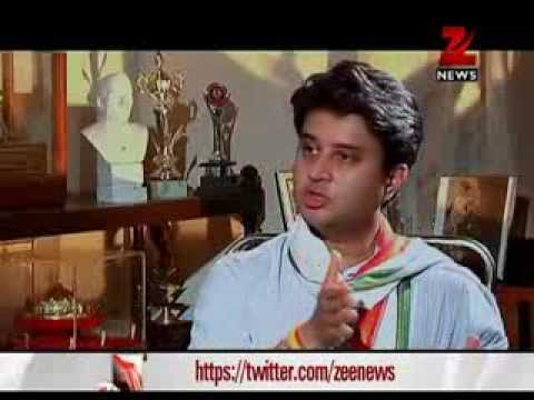 Politicians in MP have become commission agents: Jyotiraditya Scindia