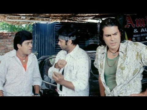 Salaam Hyderabad Movie ||  Back To Back || Ali Comedy Scenes Part 03