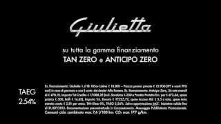 Alfa Romeo Giulietta - Spot TV Luglio 2013