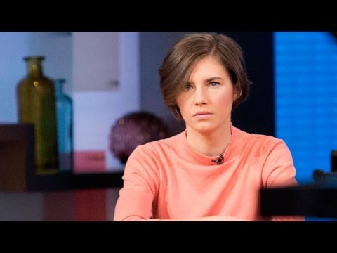 Amanda Knox Found Guilty, Discusses Verdict on GMA