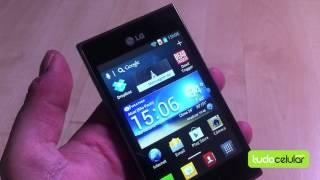 Prova Em Vídeo: LG Optimus L5 Tudocelular.com