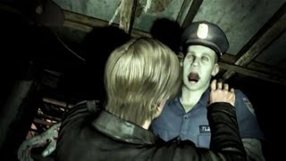 Resident Evil 6 Intro