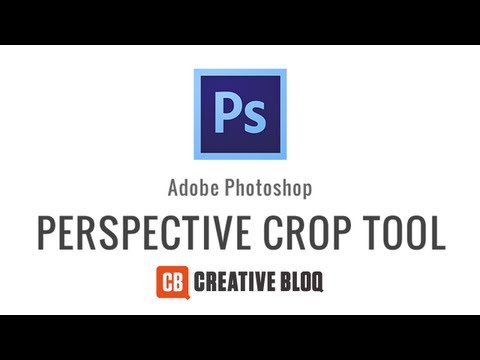 How to use the Perspective Crop Tool