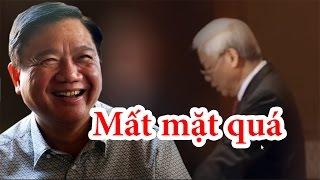 Vụ Đinh La Thăng: Nguyễn Phú Trọng mất mặt vì làm trò cười cho thiên hạ  [108Tv]