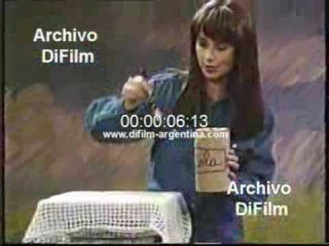DiFilm - Cablin TV Laura Leibiker - Heroes sobre ruedas (1994)