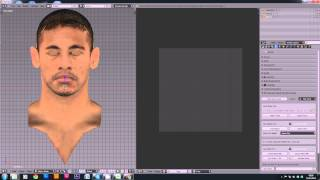 PES 2014 Facemaking Tutorial 1: Setting Up The Face In