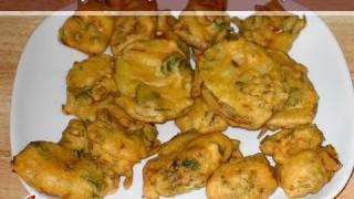 Vegetable Pakora..
