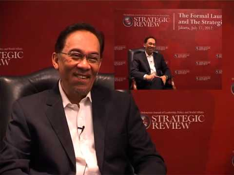 Anwar Ibrahim Interview - YouTube