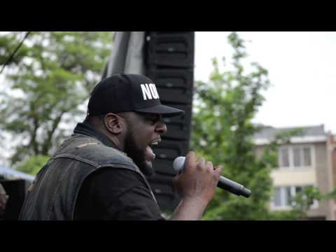Quadir Lateef live in Chicago @Taking it to the Streets 2013
