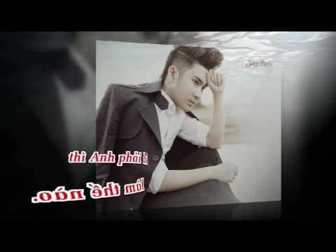 Karaoke 1000 Ly Do Anh Dat Ra vn Quang Ha Son Ca