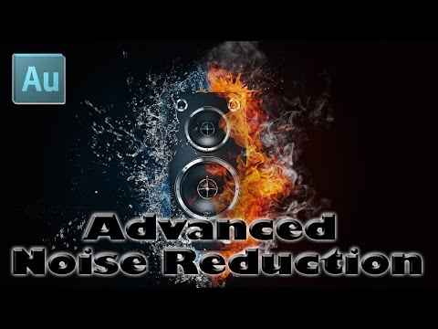 Advanced Noise Reduction in Adobe Soundbooth