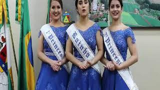 Convite para o Baile de Escolha das Soberanas 2019-2021