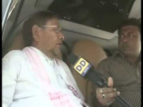 Janadesh: A day with JD(U) president Sharad Yadav