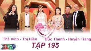 VỢ CHỒNG SON   Tập 195 FULL   Thế Vinh - Thị Hi�n   �ức Thành - Huy�n Trang   140517