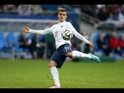 Antoine Griezmann vs Norway HD