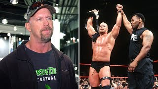Stone Cold Steve Austin Talks Disliking His First WWE Title Win