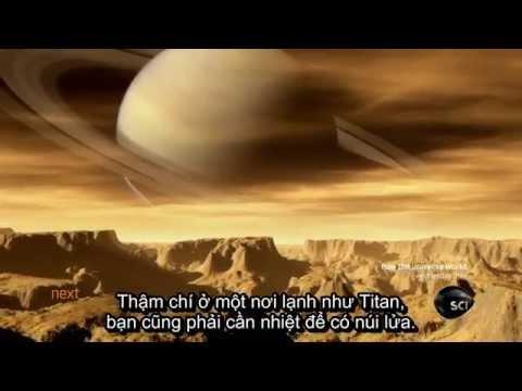 Khám Phá Vệ Tinh Titan - Mặt Trăng Lớn Nhất Của Thổ Tinh