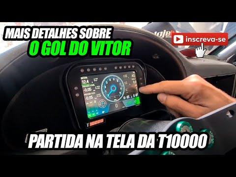 Mais detalhes sobre o Gol do Vitor - INJEPRO T10000