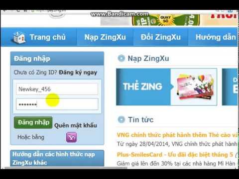 Hướng dẫn Hack xu pay zing vn dễ như ăn kẹo