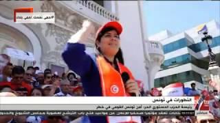 رفض واسع داخل الشارع التونسي لحركة النهضة