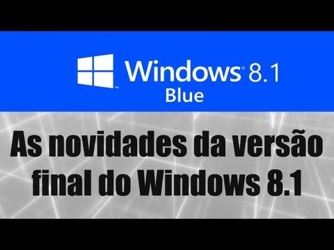 Windows 8.1 - As novidades da versão final do Windows 8.1