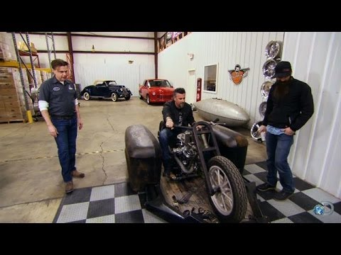 A Piece of Gas Monkey History | Fast N' Loud