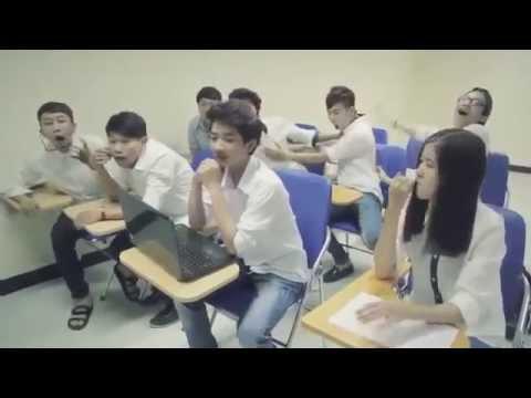 Clip hài Sinh viên giàu và sinh viên nghèo 2015