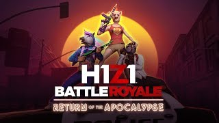"""H1Z1 - New PC Map """"Outbreak"""""""